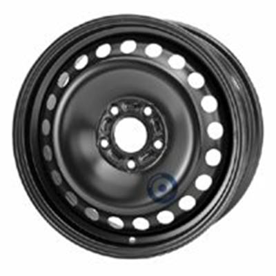 Cerchi in acciaio PSW ACCIAIO 5 FORI NERO compatibile Ford C-MAX DM2 2003/>10//201