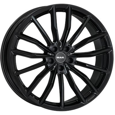 RAPP GLOSSY BLACK 5 foriLand Rover Discovery 2020