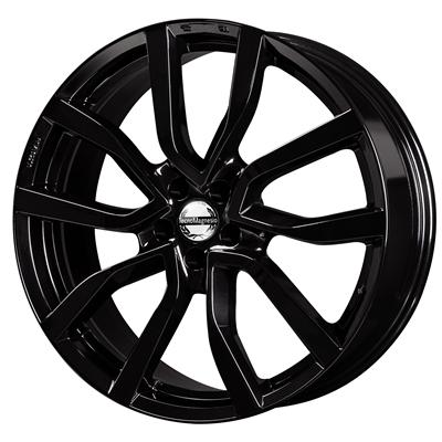 SHAKE X GLOSSY BLACK 5 foriLand Rover Discovery 2020